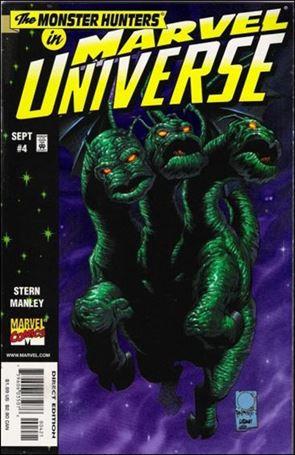 Marvel Universe 4-B