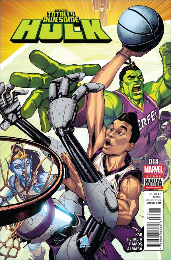 Totally Awesome Hulk 14-A by Marvel