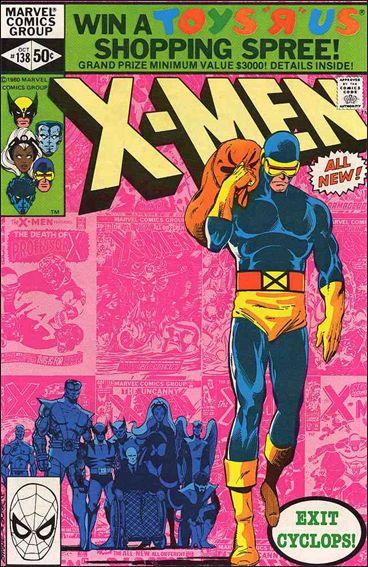 X-Men (1963) 138-A by Marvel