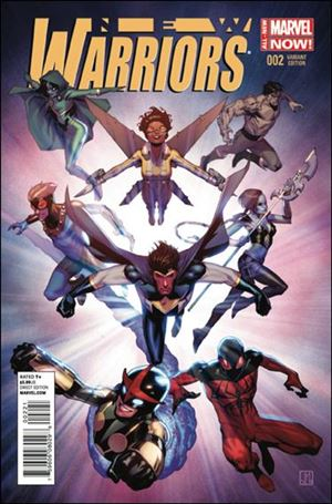 New Warriors (2014) 2-B