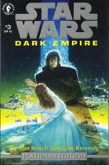 Star Wars: Dark Empire 3-C by Dark Horse