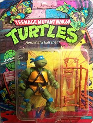 Teenage Mutant Ninja Turtles (1988) Leonardo