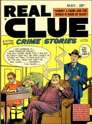 Real Clue Crime Stories (1950) 3-A