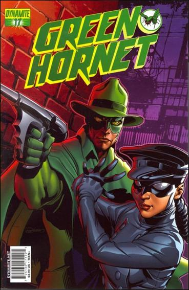 Green Hornet (2010) 17-C by Dynamite Entertainment