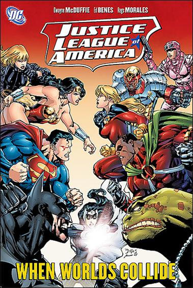 Justice League of America (2007) 6-A by DC