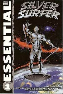 Essential Silver Surfer 1-C by Marvel