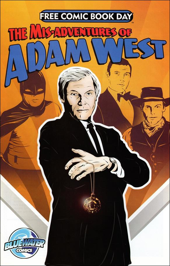 Mis-Adventures of Adam West / Things to Come nn-A by Bluewater Comics