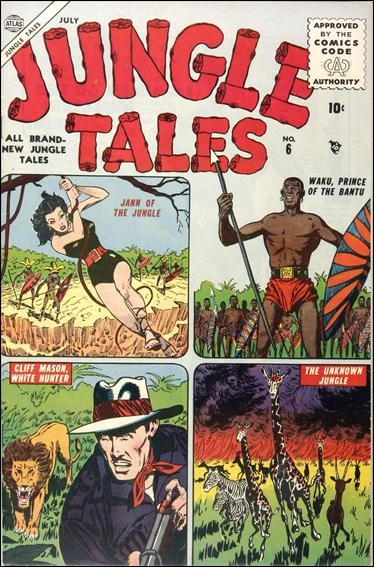 Jungle Tales 6-A by Atlas