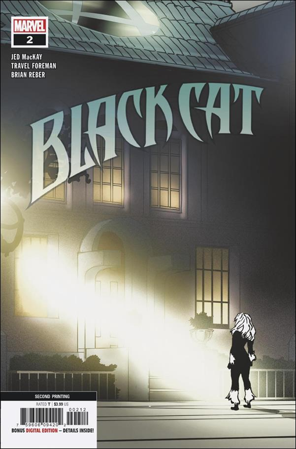 Black Cat 2-F by Marvel