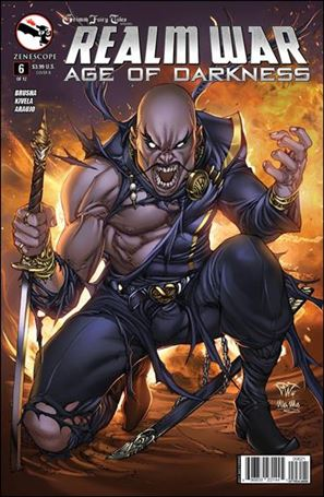 Grimm Fairy Tales Presents Realm War: Age of Darkness 6-B