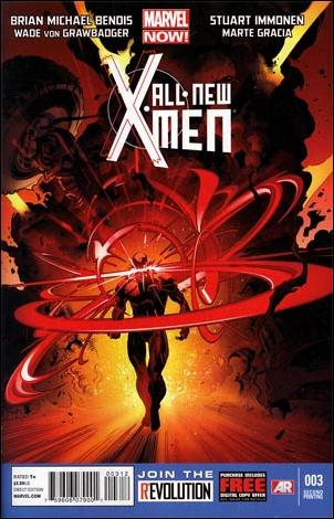 All-New X-Men 3-C by Marvel
