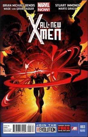 All-New X-Men (2013) 3-C
