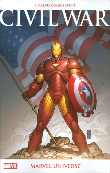 Civil War: Marvel Universe nn-A by Marvel