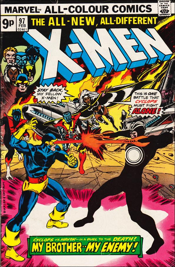 X-Men (1963) 97-B by Marvel