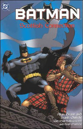 Batman: Scottish Connection 1-A by DC