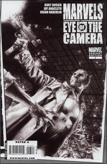 Marvels: Eye of the Camera 3-B by Marvel