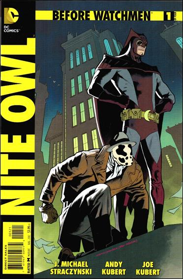 Before Watchmen: Nite Owl 1-D by DC
