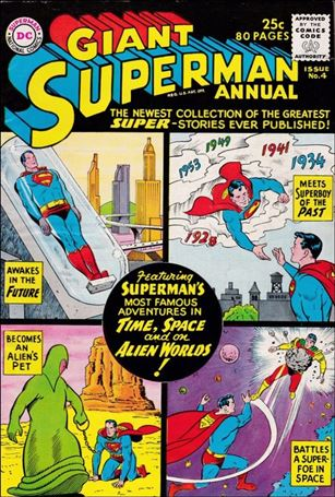 Superman Annual (1960) 4-A