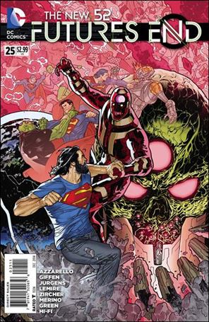 New 52: Futures End  25-A