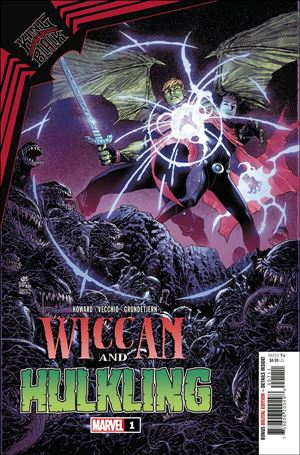 King in Black: Wiccan and Hulkling 1-A