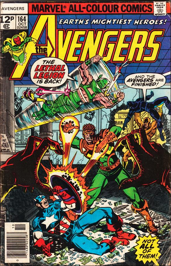 Avengers (1963) 164-C by Marvel