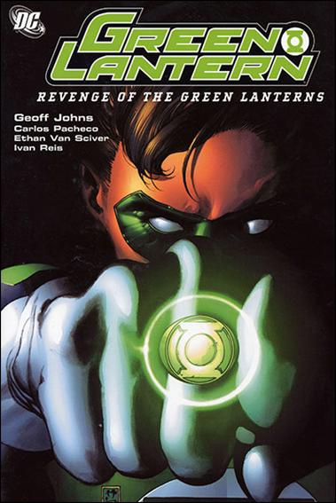 Green Lantern: Revenge of the Green Lanterns 1-A by DC