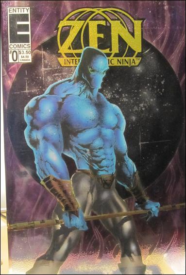 Zen Intergalactic Ninja (1993) 0-Z-Invalid by Entity