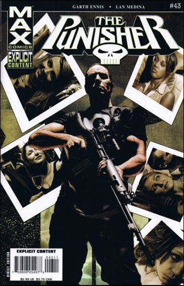 Punisher (2004) 43-A by Max