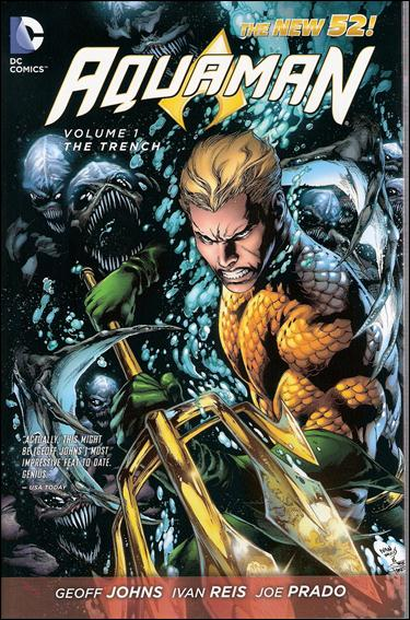 Aquaman 1-A by DC