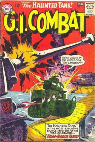 G.I. Combat (1952) 105-A
