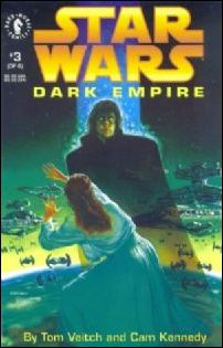 Star Wars: Dark Empire 3-D by Dark Horse