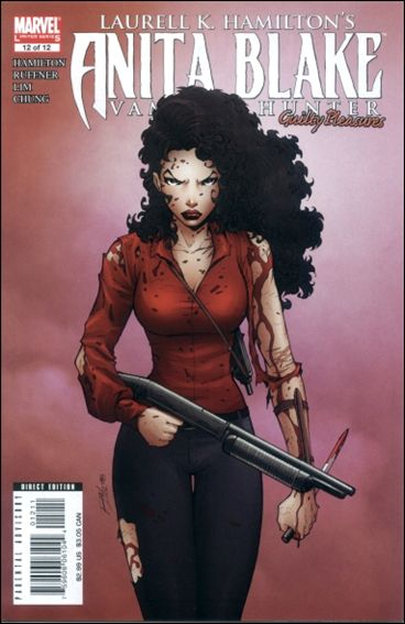 Anita Blake, Vampire Hunter - Guilty Pleasures 12-A by Marvel