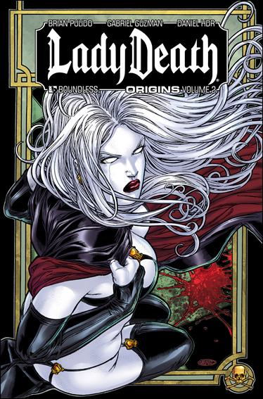 Lady Death: Origins 2-A by Boundless Comics