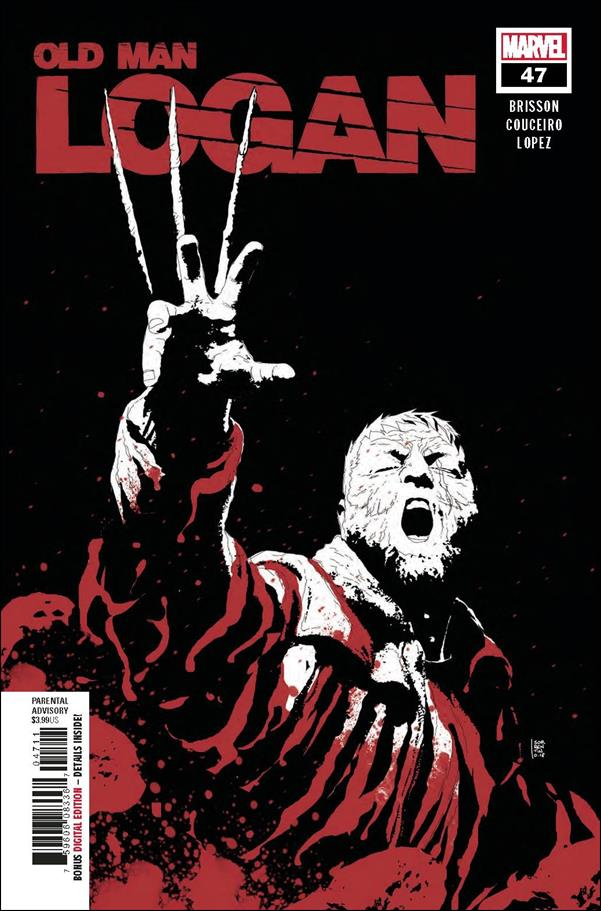 Old Man Logan (2016) 47-A by Marvel
