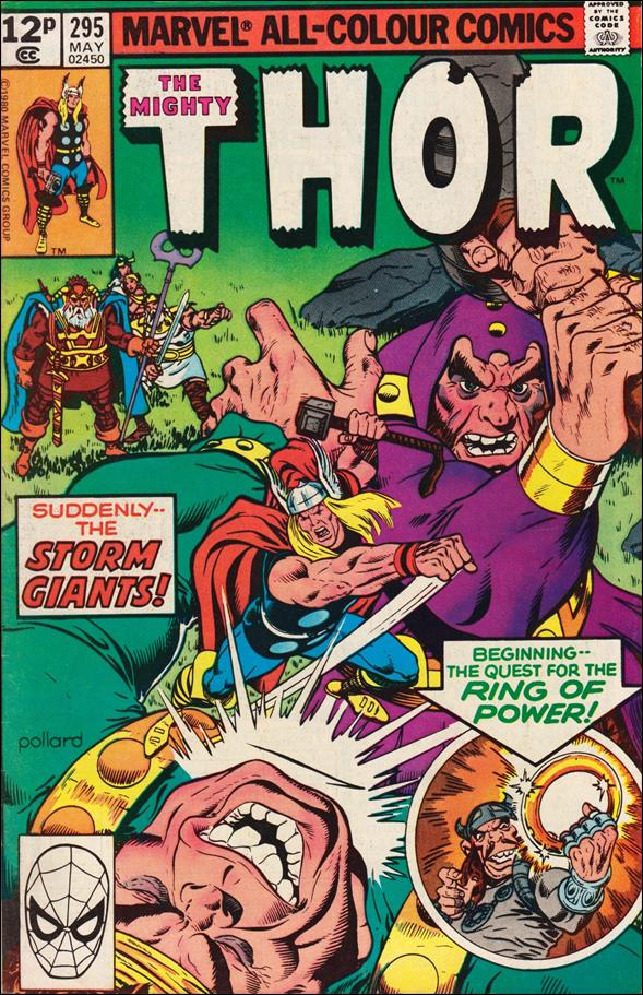 Thor (1966) 295-B by Marvel