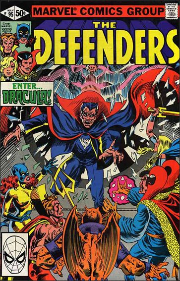 Defenders (1972) 95-A by Marvel