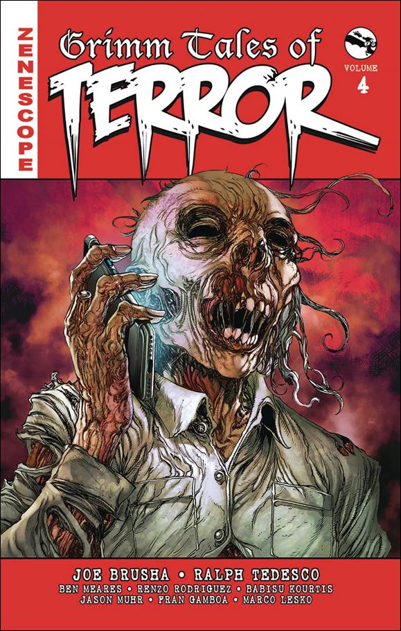 Grimm Tales of Terror 4-A by Zenescope Entertainment