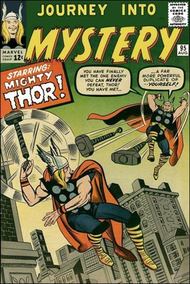 Journey into Mystery (1952) 95-A by Marvel