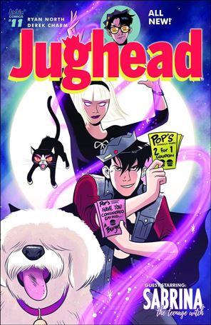 Jughead (2015) 11-A