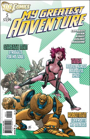 My Greatest Adventure (2011) 5-A by DC