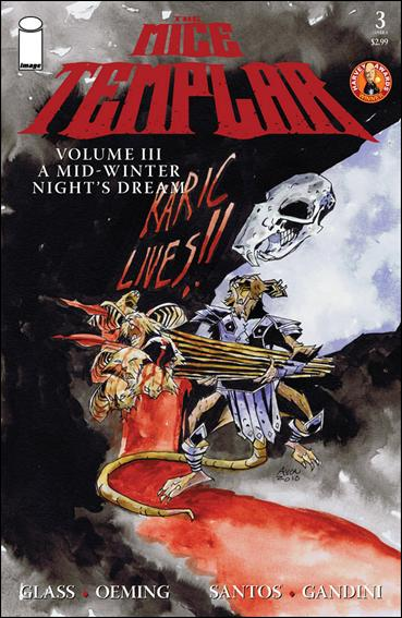 Mice Templar Volume III: A Midwinter Night's Dream 3-A by Image