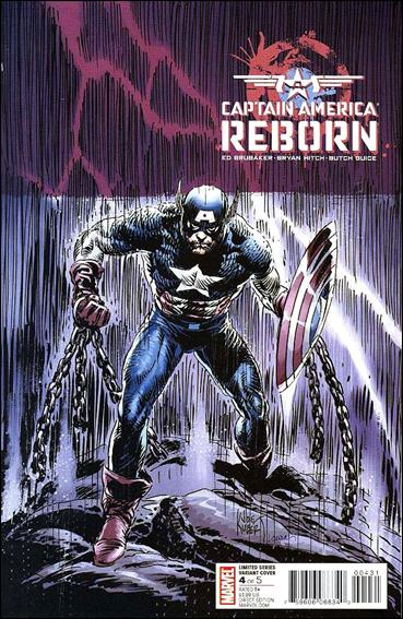 Captain America: Reborn 4-B by Marvel