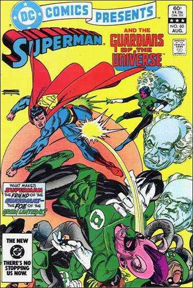 DC Comics Presents (1978) 60-A by DC