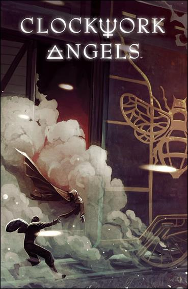 Clockwork Angels 1-E by Boom! Studios