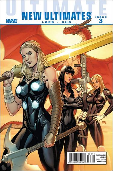 Ultimate New Ultimates 3-A by Marvel