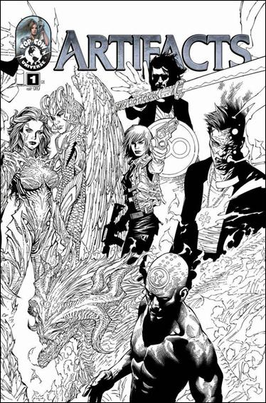 Artifacts (2010) 1-K by Top Cow