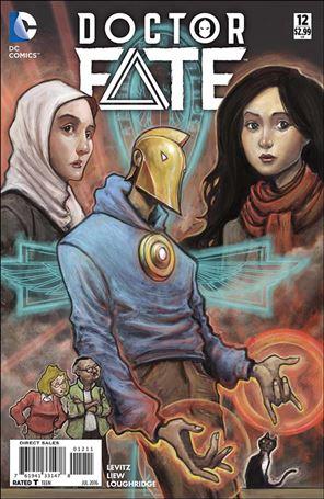 Doctor Fate (2015)  12-A