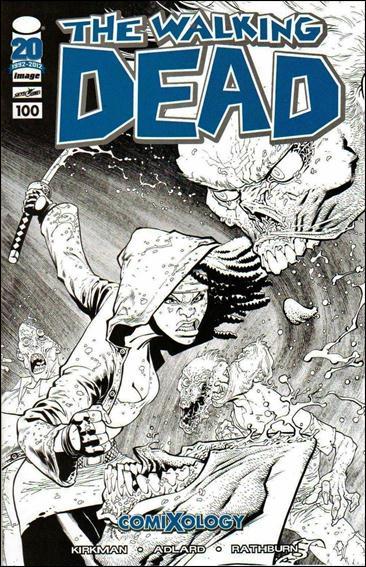 Walking Dead (2003) 100-M by Image