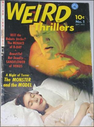 Weird Thrillers 1-A