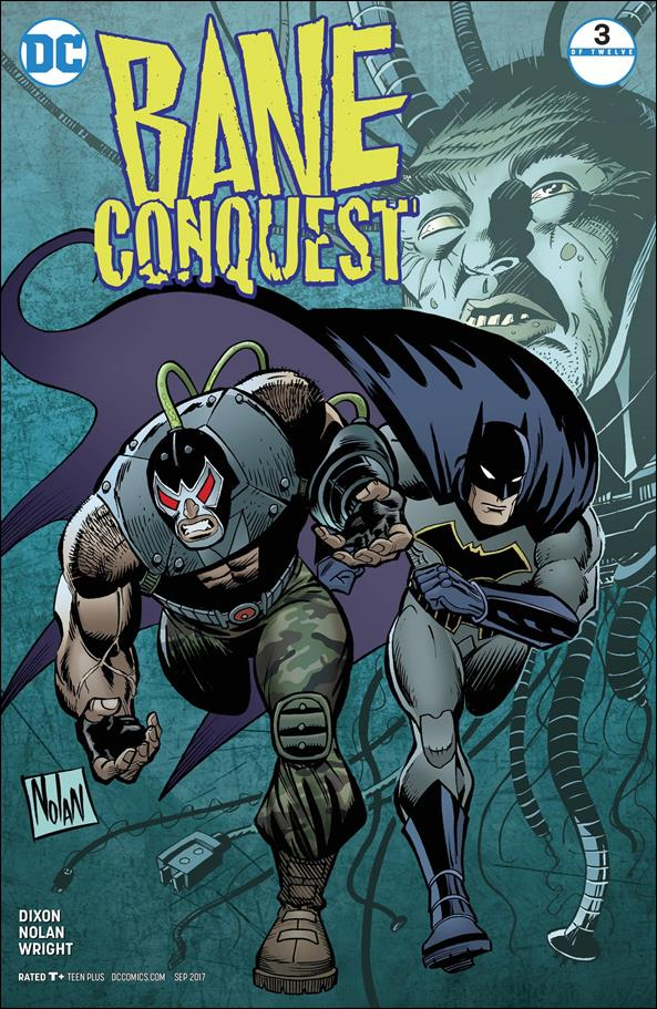 Bane: Conquest 3-A by DC
